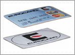 Soft tags AM EuroCard